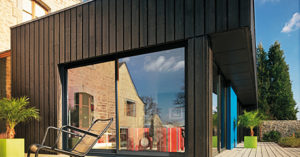 Fenêtre bois-alu