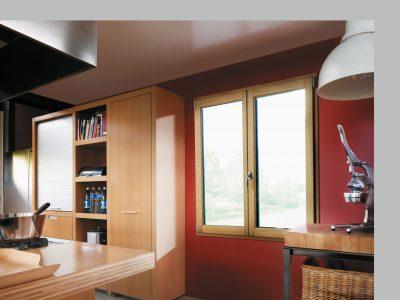 Fenêtres mixte bois-alu batireno 1