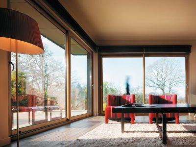 Fenêtres mixte bois-alu 2
