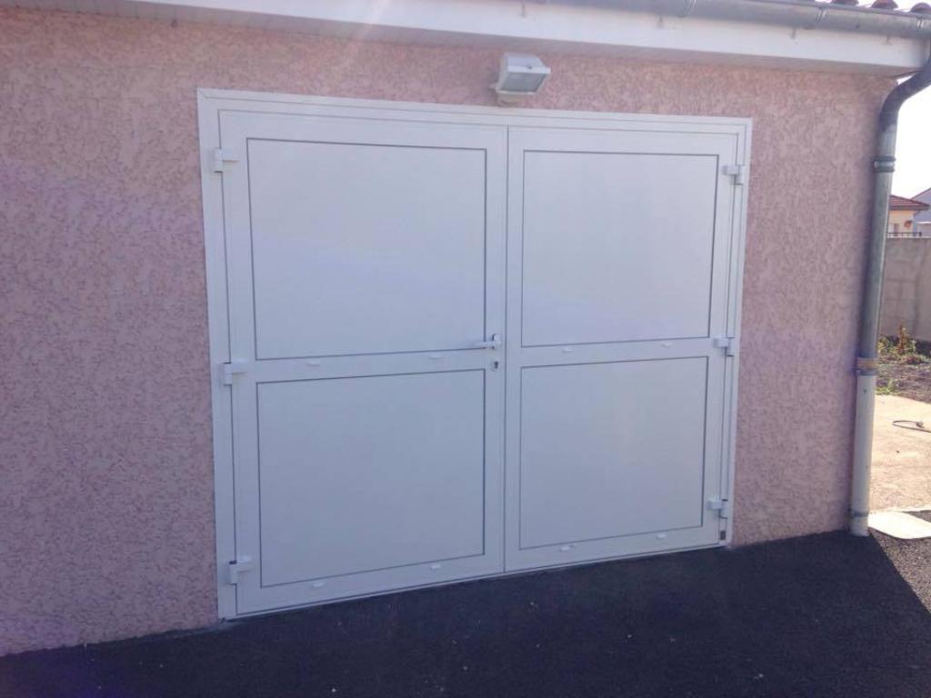 Portes de garage battantes bati reno - Portes de garage battantes ...
